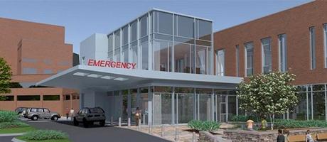Milford Regional Medical Center Begins Expansion Drive